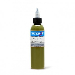 Intenze Ink - Army Green - 30 ml