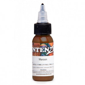 Intenze Ink - Boris from Hungary - Maroon - 30 ml / 1 oz - EXP: 06-2021