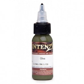 Intenze Ink - Mike DeMasi - Olive - 30 ml - EXP: 07-2018