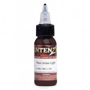 Intenze Ink - Mike DeMasi - Raw Umber Light - 30 ml