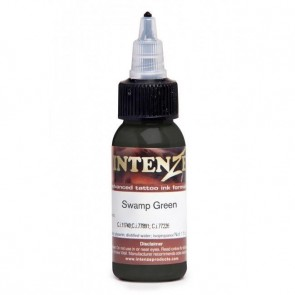 Intenze Ink - Mike DeMasi - Swamp Green - 30 ml