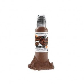 World Famous Ink - Jay Freestyle - Dark Brown - 30 ml