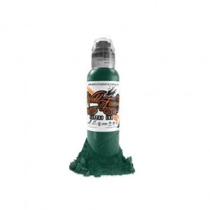 World Famous Ink - Jay Freestyle - Green - 30 ml