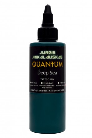 Quantum Ink - Jurgis Mikalauskas - Deep Sea  - 30 ml