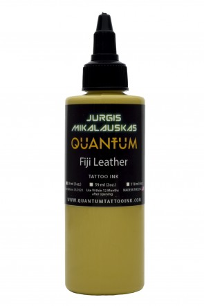 Quantum Ink - Jurgis Mikalauskas - Fiji Leather  - 30 ml