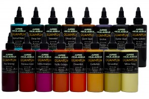 Quantum Ink - Jurgis Mikalauskas Ocean Colour Set - 16 x 30 ml