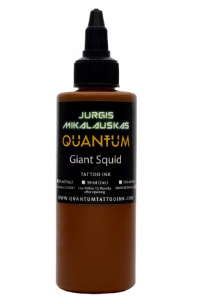 Quantum Ink - Jurgis Mikalauskas - Giant Squid  - 30 ml