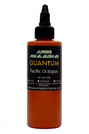 Quantum Ink - Jurgis Mikalauskas - Pacific Octopus  - 30 ml