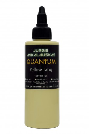 Quantum Ink - Jurgis Mikalauskas - Yellow Tang  - 30 ml