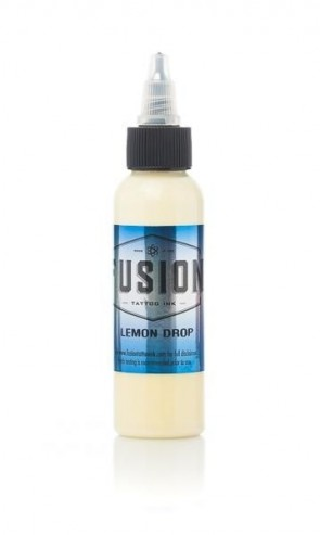 Fusion Ink - Pastel Colours - Lemon Drop - 30 ml