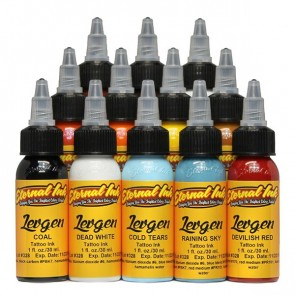 Eternal Ink - Levgen Signature Series - 12 x 30 ml
