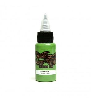 World Famous Ink - Sarah Miller - Loki Green - 30 ml