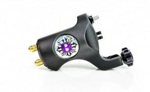 Bishop Rotary V6 - Matt Black - Clip Cord