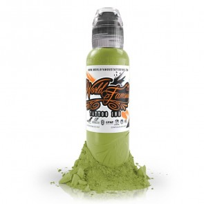 World Famous Ink - Vincent - Musk Lime - 30 ml
