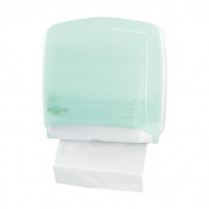 Opaline - Z-Vouw Handdoekpapier Dispenser - Groen