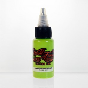 World Famous Ink - A.D. Pancho Light Green - 30 ml