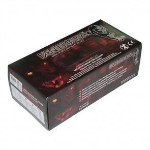 Panthera - Latex Handschoenen - Zwart - Doos van 100