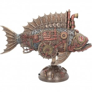 Piston Powered Piranha - 31 cm