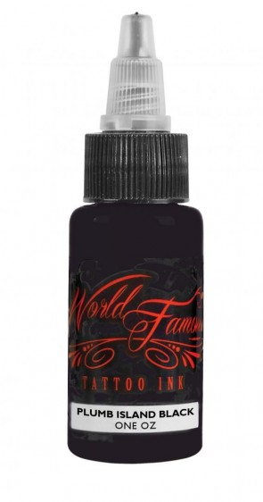 World Famous Ink - Plumb Island Black