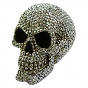 Priceless Grin Skull - 16 cm
