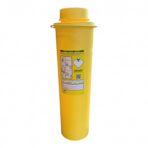QRS Naald Container - 1 liter