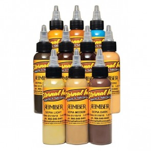 Eternal Ink - Rember Orellana Signature Set - 10 x 30 ml