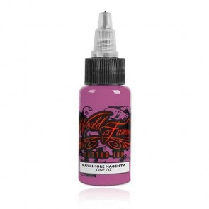 World Famous Ink - Rushmore Magenta