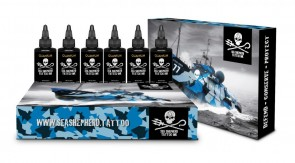 Quantum Ink - Sea Shepherd Greywash Set - 6 x 30 ml