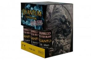Quantum Ink - Sharuzen Silver Blood Shading Set - 9 x 30 ml
