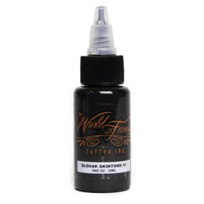 World Famous Ink - Slovak - Skintone #1 - 30 ml