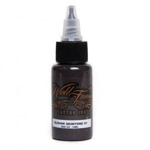 World Famous Ink - Slovak - Skintone #3 - 30 ml