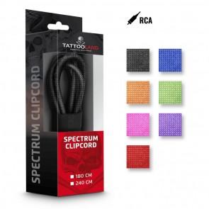 Spectrum Deluxe Siliconen RCA Kabels