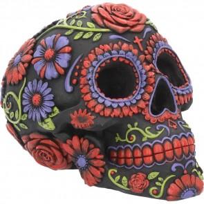 Sugar Blooms Skull - 18 cm