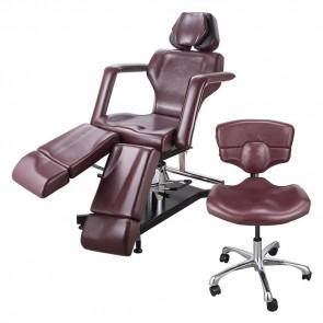 TATSoul - 570 & Mako Studio Chair Package Deal - Ox Blood