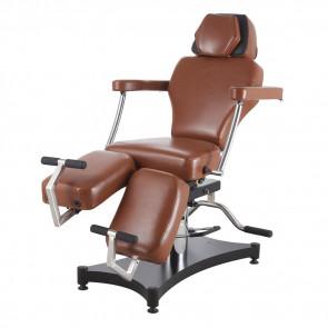 TATSoul - 680 Oros Client Chair - Tobacco