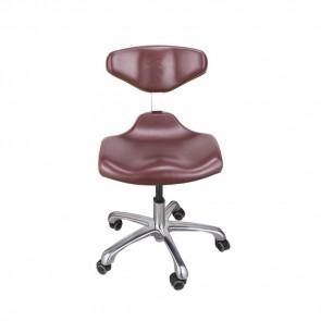 TATSoul - Mako Lite Artist Chair - Ox Blood