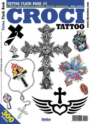 3ntini - Tattoo Flash Drawings ''Croci''