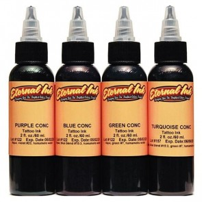 Eternal Ink - The Concentrates Set - 4 x 30 ml