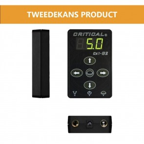 Critical CX-1 - Micro Power Supply - G2 - Tweedekans