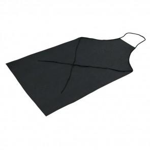 Unigloves Black Line - PE Schorten - Verpakking van 50