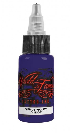 World Famous Ink - Venus Violet - 15 ml - EXP: 09-2018