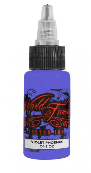 World Famous Ink - Master Mike - Violet Phoenix - 30 ml