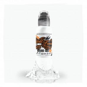 World Famous Ink - Fuji Mountain Mixing White