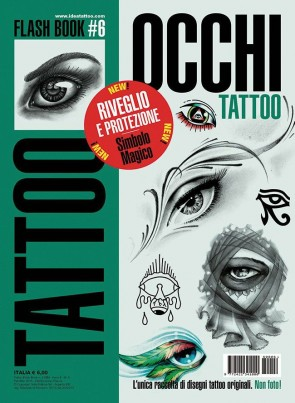 3ntini - Tattoo Flash Drawings ''Occhi''