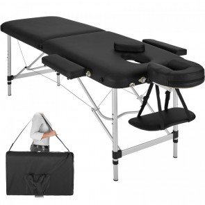 Portable Massage Table - Aluminium Frame