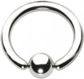 Stainless Steel Ball Closure Ring