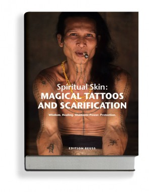 Edition Reuss - Magical Tattoos & Scarification