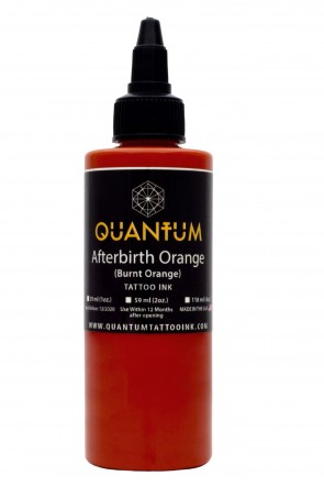 Quantum Ink - Afterbirth Orange
