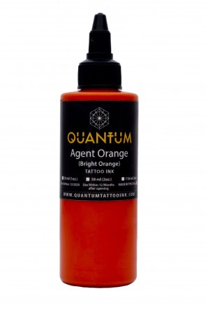 Quantum Ink - Agent Orange