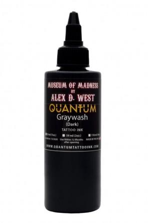 Quantum Ink - Alex D West - Dark Greywash - 120 ml / 4 oz